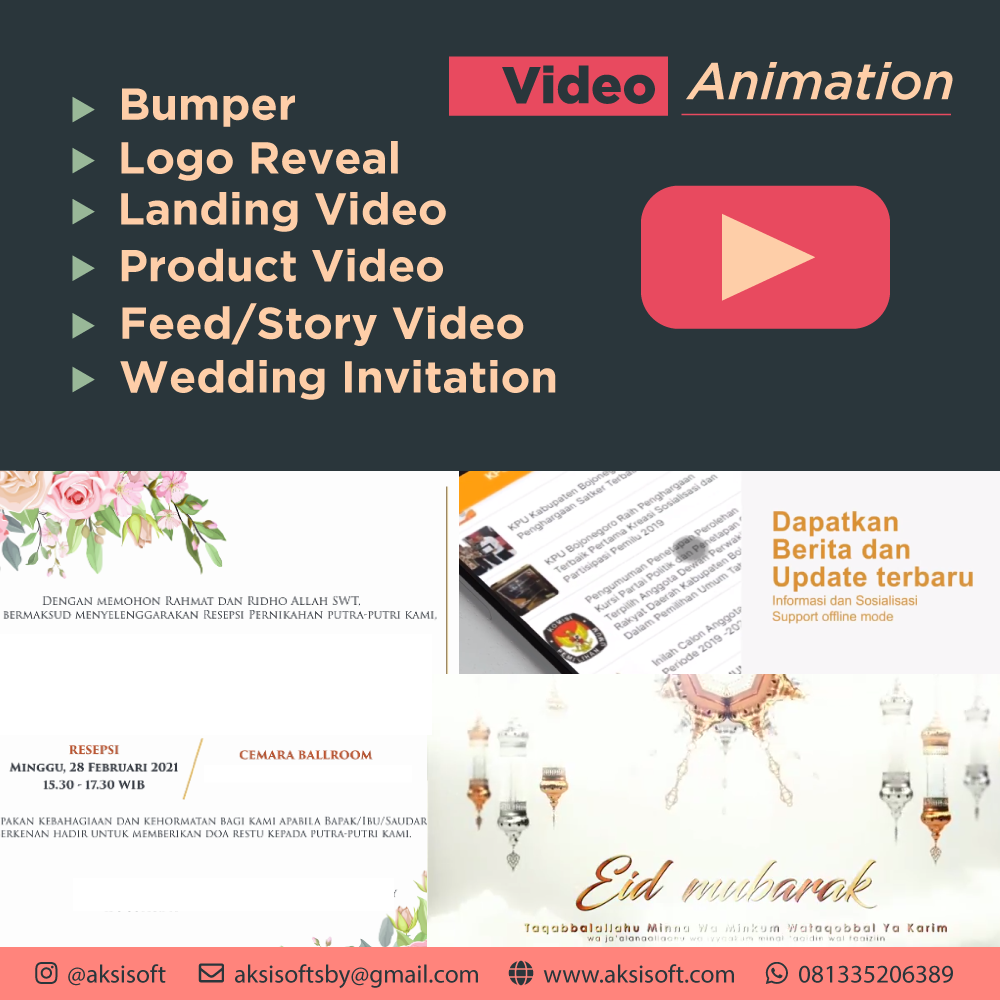 Jasa Video Animation